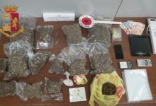 Photo of Scoperti oltre 3 chili di droga in appartamento a Firenze. 32enne in manette a Novoli