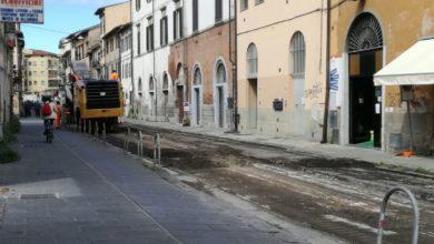 Photo of PISA – Asfaltature: partiti i lavori in via Garibaldi