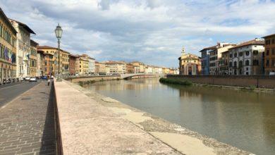 Photo of PISA – Donna in Arno per ore, soccorsa dai Vigili del Fuoco