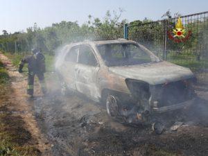 auto fiamme 1