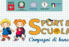 Photo of 'Sport e scuola compagni di banco', il 31 maggio festa finale a Prato