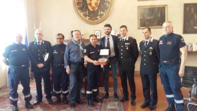Photo of PRATO –  Donato un defibrillatore all'Associazione Nazionale Carabinieri