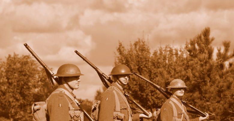 esercito, prima guerra mondiale, soldati
