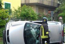 Photo of AREZZO – Incidente stradale a Bibbiena, due feriti