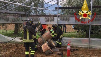 Photo of PISTOIA – Incidente con motocoltivatore, trasportato d'urgenza a Careggi con Pegaso