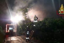 Photo of Incendio alla scuola Kassel di Firenze