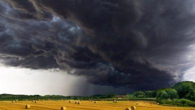 Photo of Allerta meteo. Pioggia e temporali, codice giallo fino alle 22.00 di oggi