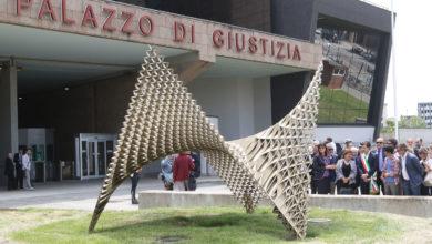 Photo of Inaugurate cinque opere d'arte al Palazzo di Giustizia di Firenze