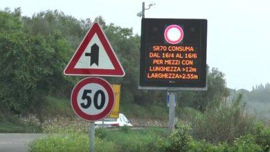 Photo of FIRENZE – Continuano i lavori sulla SR70 della Consuma – VIDEO