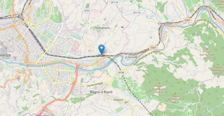 Terremoto alle porte di Firenze. Scossa di magnitudo 2,2 nel Comune ...