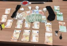 Photo of FIRENZE – Arrestato 'il ragioniere' di via Palazzuolo. Oltre 200 grammi di cocaina e 14mila euro in contanti