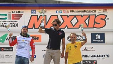 Photo of MOTOCROSS – Gli alfieri del MC Torre della Meloria, Alessio Paoli e Furio Franceschi, dominano le prove tricolori di enduro e cross