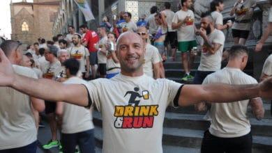 Photo of Drink & Run, il 3 luglio torna l'aperitivo sportivoa tutta birra tra le vie di Firenze
