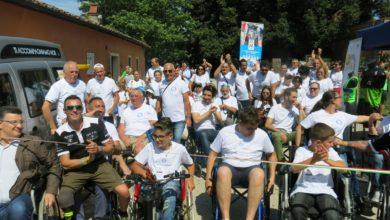 Photo of Una Marcia in più, grande successo per il convegno sull'accessibilità e la marcia non competitiva lungo le mura di Lucca