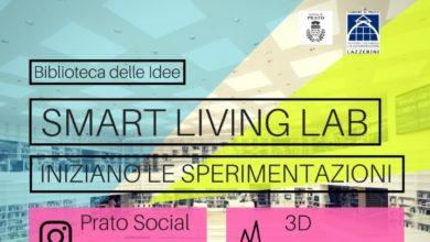 """Photo of """"Smart Living Lab"""", giovedì il laboratorio di codesign per gli arredi della Biblioteca delle Idee a Prato"""