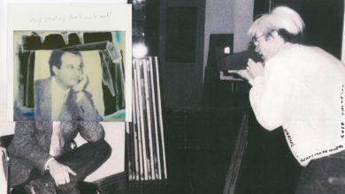 Warhol Ready Made Maurizio Galimberti 2017