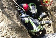 Photo of Grave incidente sul lavoro a Siena, uomo seppellito dentro uno scavo