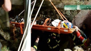 Photo of LIVORNO – Cade in una voragine di un parcheggio lungo l'Aurelia, ferito 31enne