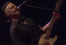 Photo of Richie Kotzen accende la fortezza a colpi di virtuosismo