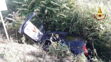Photo of GROSSETO – Incidente stradale in Via Castiglionese, una donna ferita