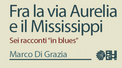 """Photo of """"Fra la via Aurelia e il Mississippi"""": in libreria i racconti """"in blues"""" di Marco Di Grazia"""