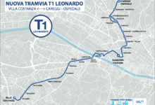 Photo of A Firenze parte la linea T1 della tramvia Leonardo
