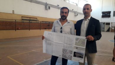 Photo of Al via i lavori per il nuovo palazzetto dello sport di San Lorentino ad Arezzo