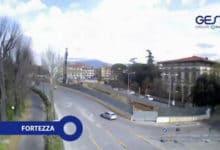 Photo of Tramvia di Firenze, in volo con sopra la nuova linea T1 con un drone