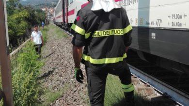 Photo of Intercity bloccato vicino ad Arezzo, 180 passeggeri a bordo stremati dal caldo