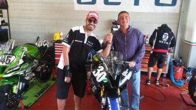 Photo of Motociclismo, una caduta non ferma il sogno di Stefano Mango