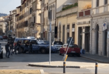 Photo of FIRENZE – Rapina in banca in pieno giorno, il video dell'arresto