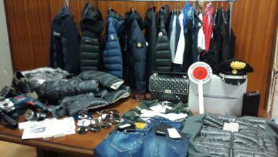 Photo of PRATO – Denunciati madre e figlio per ricettazione di abiti di lusso