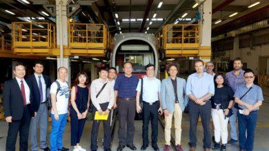 Photo of Delegazione del Taiwan in visita a GEST