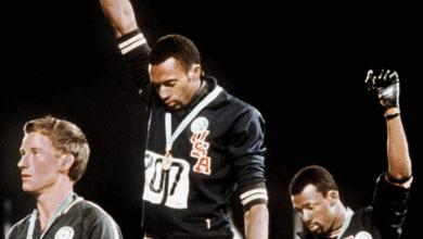 """Photo of Allo Spazio Alfieri dal 19/10 in esclusiva """"Il Saluto"""" a 50 anni dalle Olimpiadi di Città del Messico del 1968"""