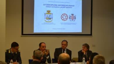 Photo of Guardia di Finanza Pistoia, commercialisti al convegno sul tema dell'antiriciclaggio