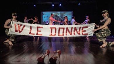 """Photo of """"Io non ho paura"""", spettacolo per denunciare la violenza sulle donne"""