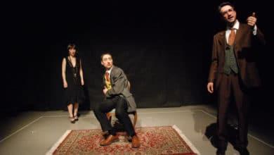 Photo of Majakovskij e Lili Brik al Teatro delle Arti di Lastra a Signa