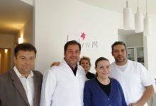 Photo of Il presidente del Quartiere 2 Michele Pierguidi estetista per un giorno