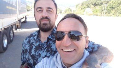 Photo of Camionisti in Trattoria, trasportatori della Valdelsa in TV con Chef Rubio