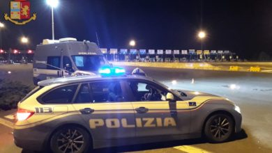 Photo of Controlli della Polizia nel weekend, ritirate 24 patenti e 1000 punti tolti ad automobilisti indisciplinati