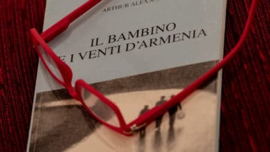 Photo of Il bambino e i venti d'Armenia