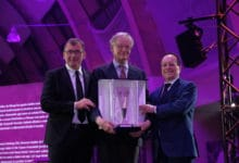 Photo of Ornellaia vincitore del premio internazionale Vinitaly 2019