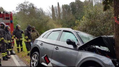 Photo of PISA – SUV si schianta in albero nel Comune di Peccioli, grave il conducente