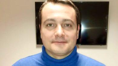 Photo of Luca Casagni candidato sindaco per il centrosinistra a Castiglion Fiorentino (AR)