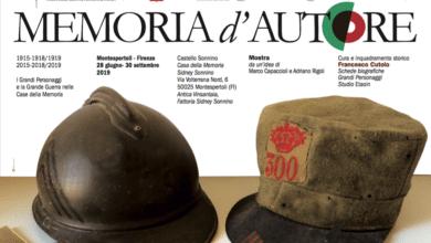 Photo of FIRENZE – I grandi personaggie la Grande Guerra nelle Case della Memoria