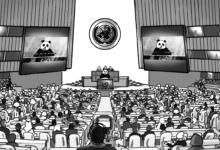 Photo of WWF: nel nuovo video l'appello del Panda all'Assemblea ONU – VIDEO