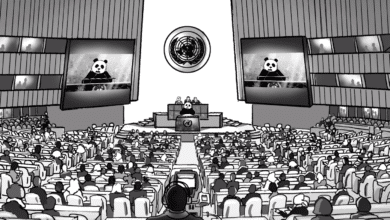 Photo of WWF: nel nuovo video l'appello del Panda all'Assemblea ONU – VIDEO