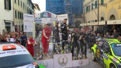 Photo of PISTOIA – Poker di Michelini al 40° Rally Citta' di Pistoia