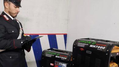 Photo of SANSEPOLCRO (AR) –  Sorpreso a vendere generatori di corrente contraffatti: denunciato