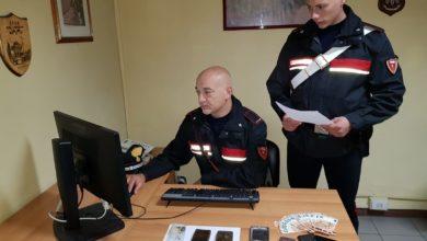 Photo of Operazione antidroga dei carabinieri di Sansepolcro (AR). Due arrestati e sequestro di mezzo chilo di hashish